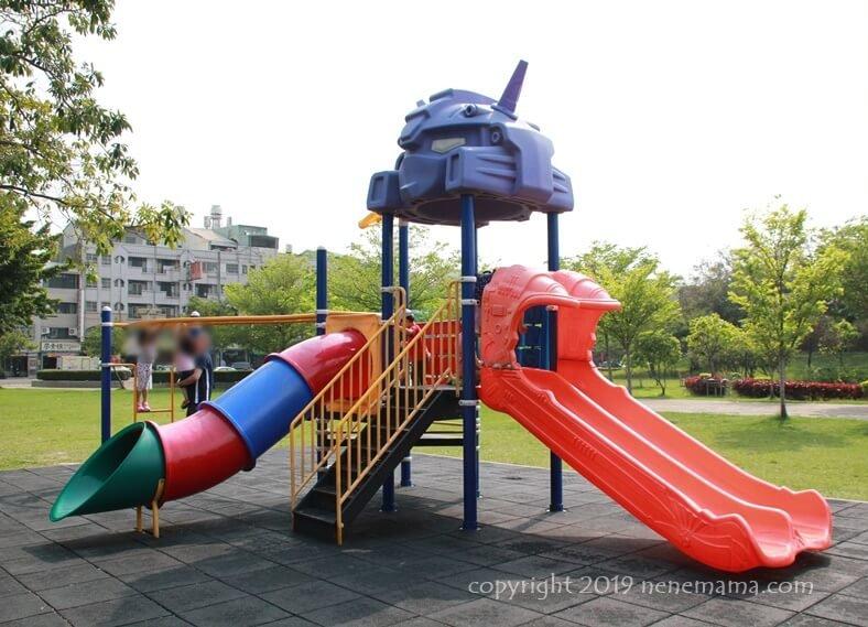 文修公園遊具