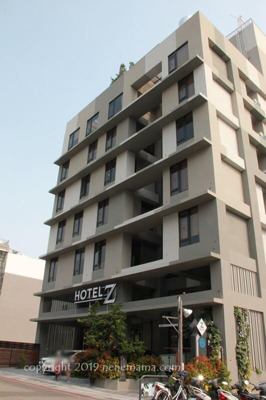 Hotel Z外観